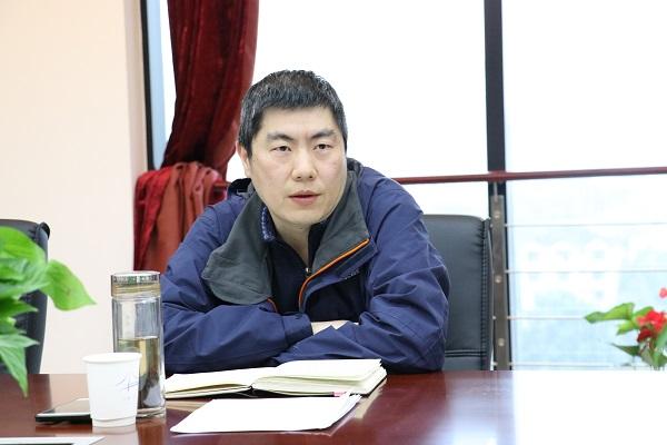 公司副总经理吴军讲话.JPG